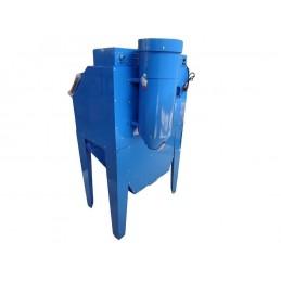 Vertikali smėliavimo kabina 350l su filtru - Bass Polska   AUTOPP