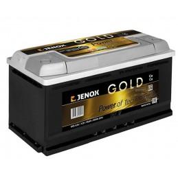 Akumuliatorius 12V/95Ah 800A Jenox GOLD