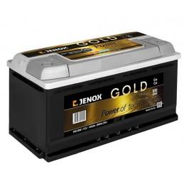 Akumuliatorius 12V/105Ah 900A Jenox GOLD