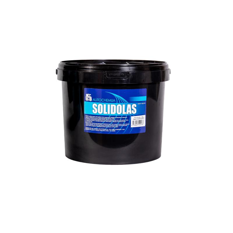 Solidolas tepalas 4kg Autochemija