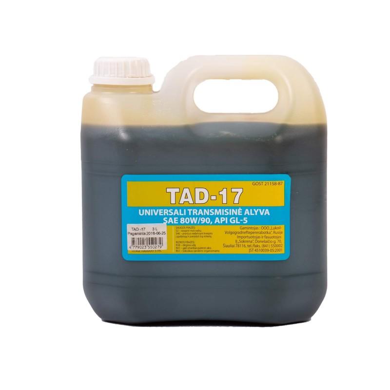 Universali transmisinė alyva TAD-17 1L