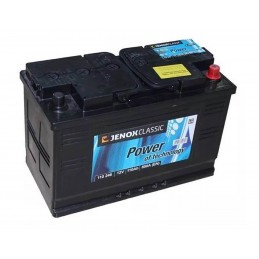 Akumuliatorius 12V/110Ah 800A Jenox CLASSIC TRUCK