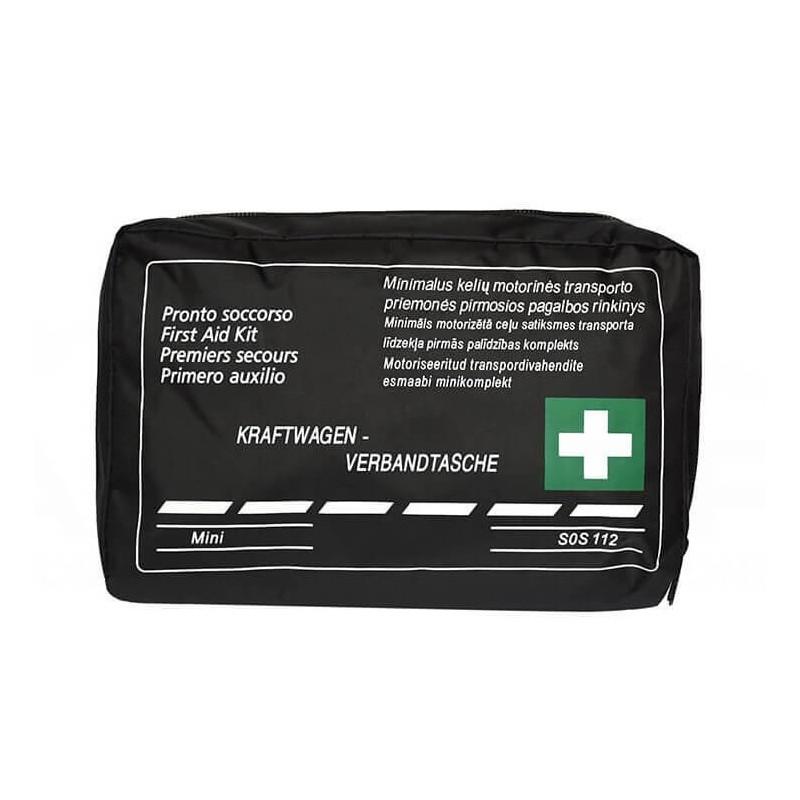 Automobilio pirmos pagalbos rinkinys, vaistinėlė AUTO PP