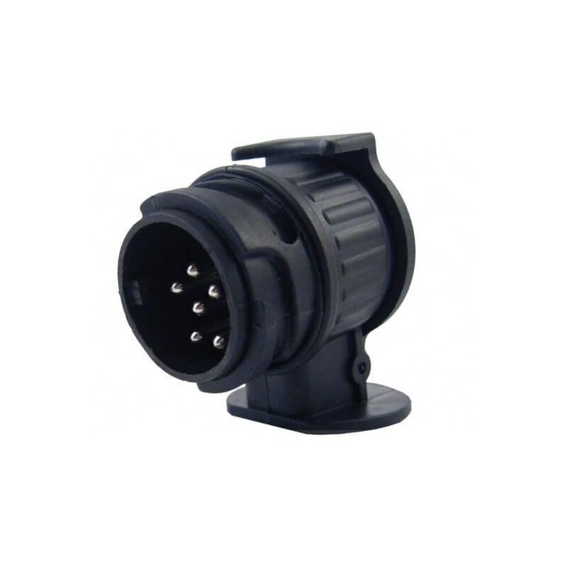 Automobilio priekabos rozetės adapteris 13/7 Car Commerce AUTO PP
