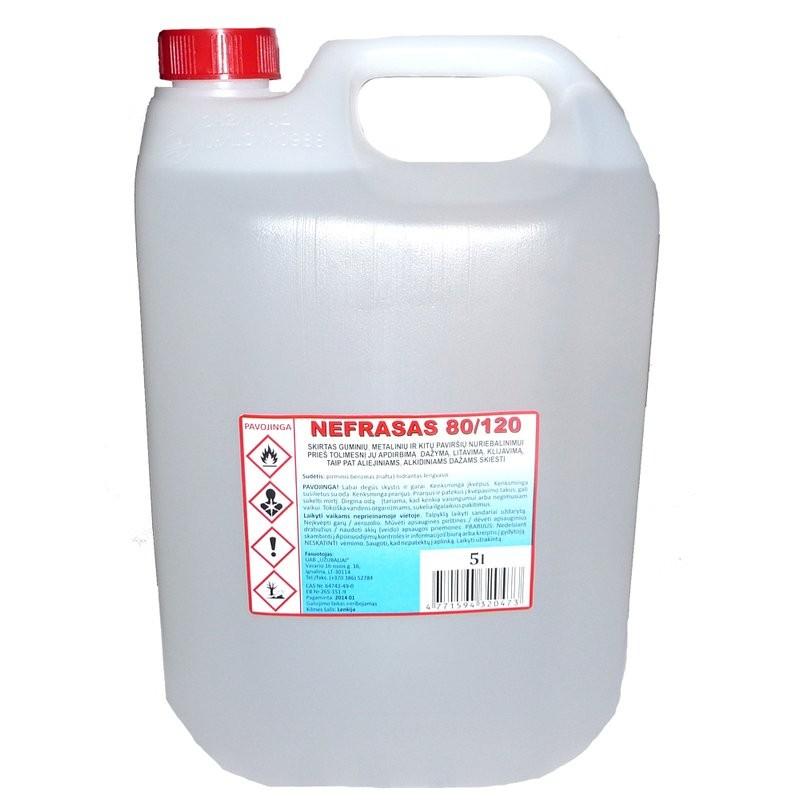Nefrasas 80/120 5L Autochemija Autopp