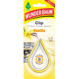 Oro gaiviklis Clips Vanilla wunder baum autopp.lt
