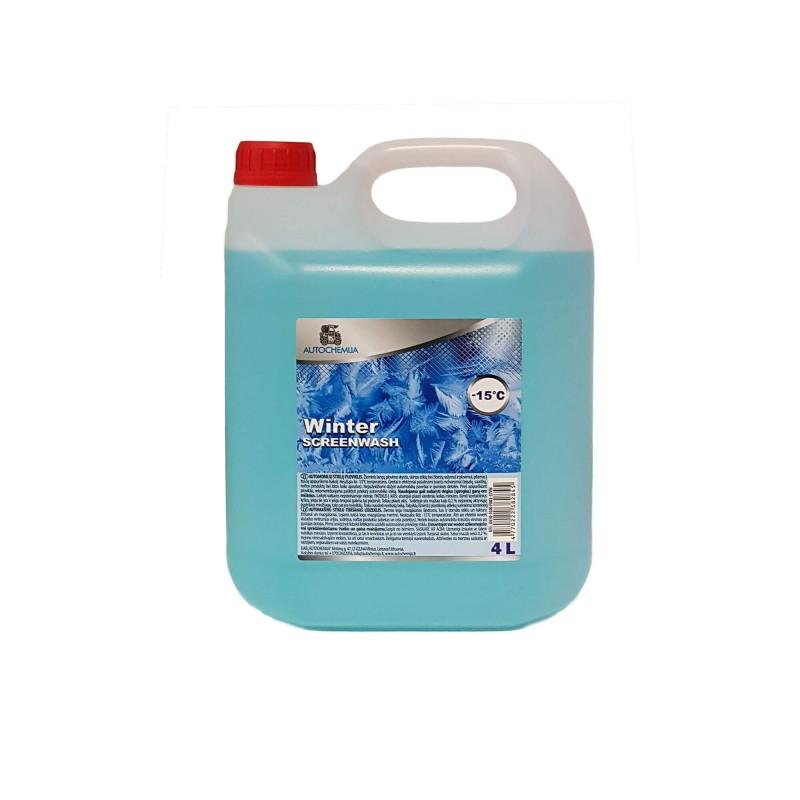 """Žieminis langų ploviklis """"Autochemija -15°C"""" 4L"""