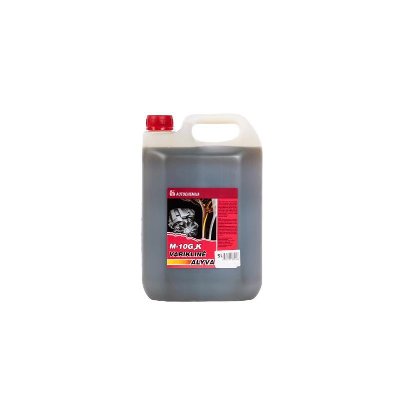 Mineralinė variklio alyva M10G2K 5L
