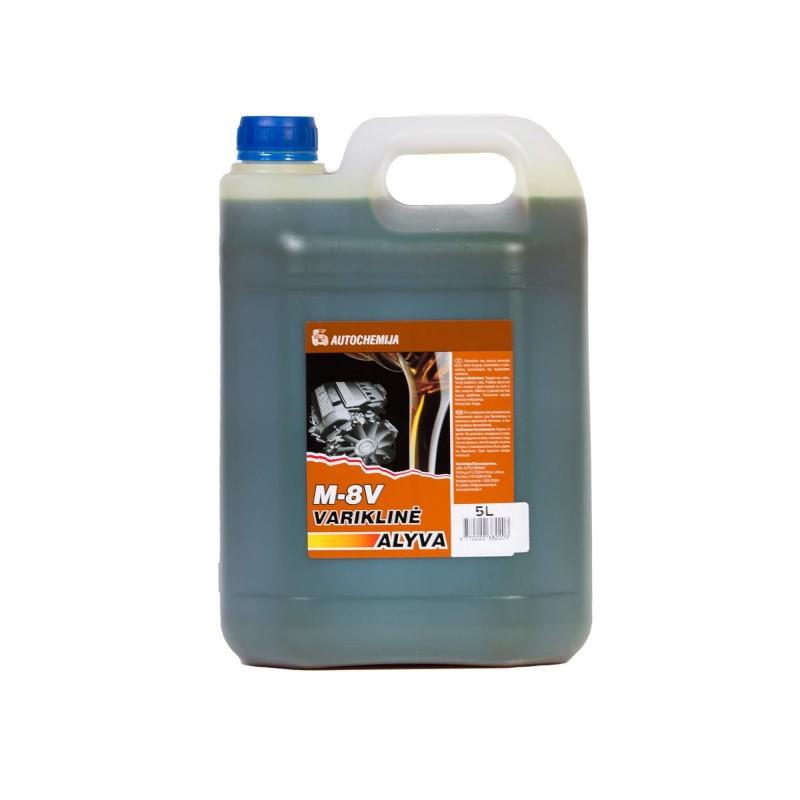 Mineralinė variklio alyva M8-V SAE20 5L