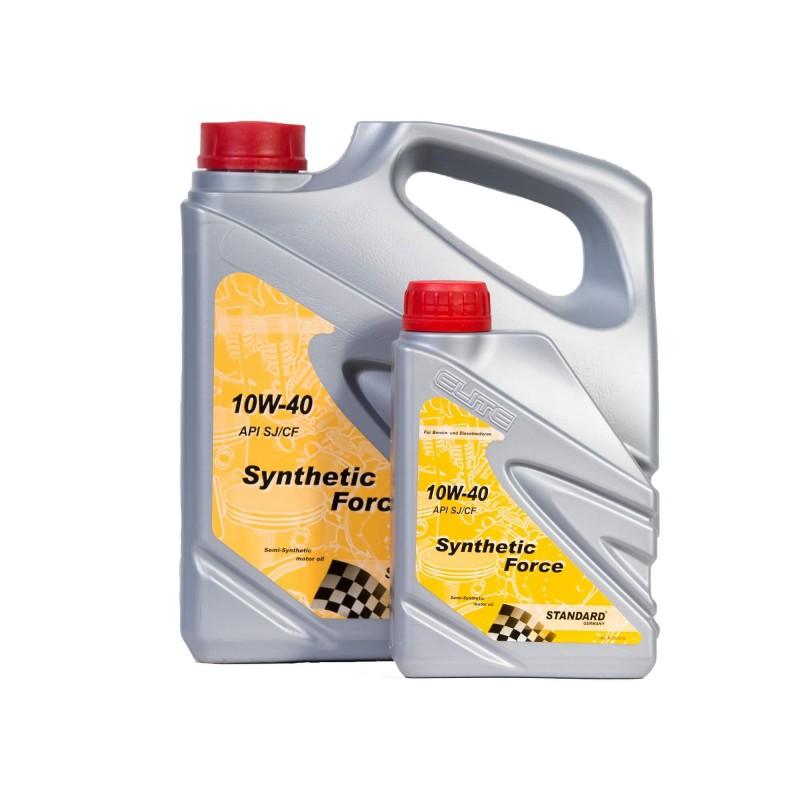 Alyva Veedol Synthetic force 10w40 1L