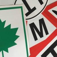 Magnetiniai lipdukai automobiliams | Auto prekės | AUTOPP