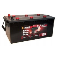 Akumuliatoriai Jenox SHD | Super Heavy Duty | Autopp.lt