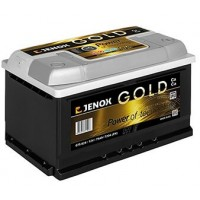 Akumuliatoriai Jenox GOLD / Lengviesiems automobiliams