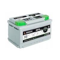 Akumuliatoriai Jenox EFB / Automobiliams su START-STOP sistemomis