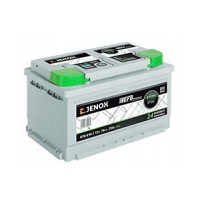 Akumuliatoriai Jenox EFB | Autopp.lt